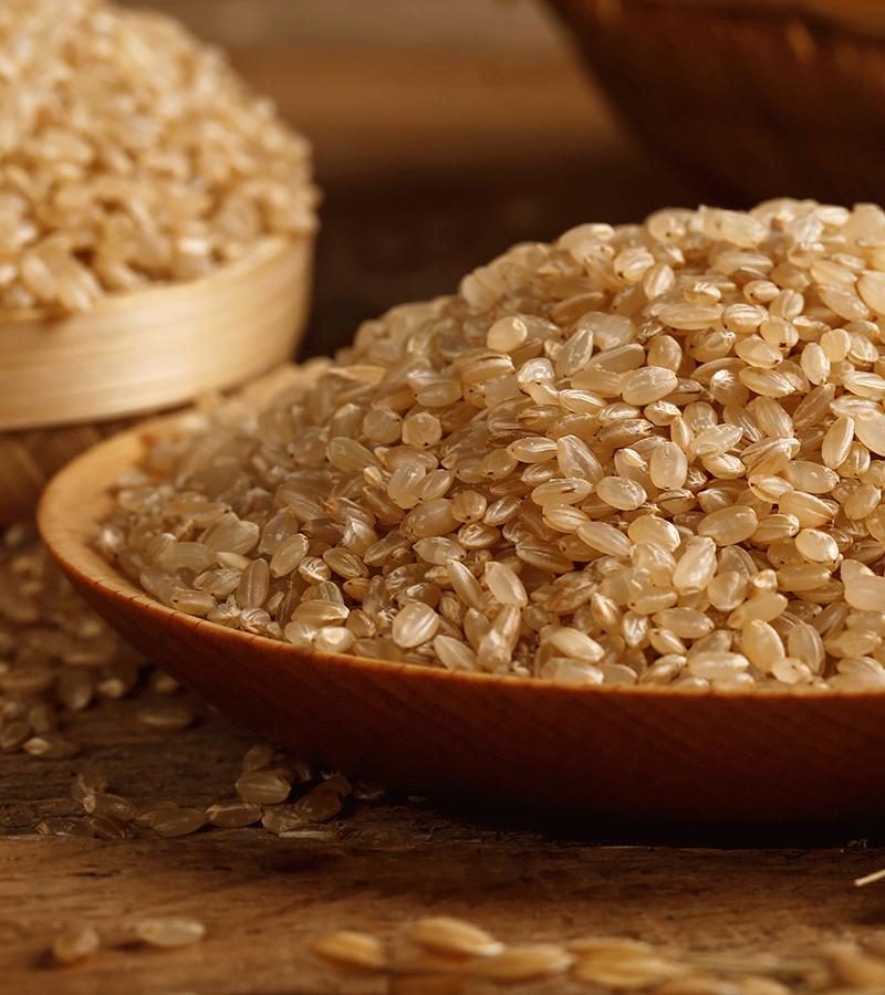 善德良米如故有机糙米1年120斤年订购