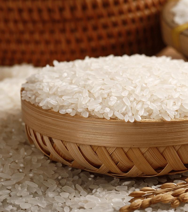 善德良米物喜有机稻花香2.5kg*2优选礼盒