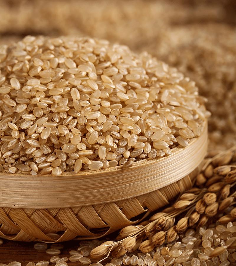 善德良米如故有机糙米三年360斤年订购